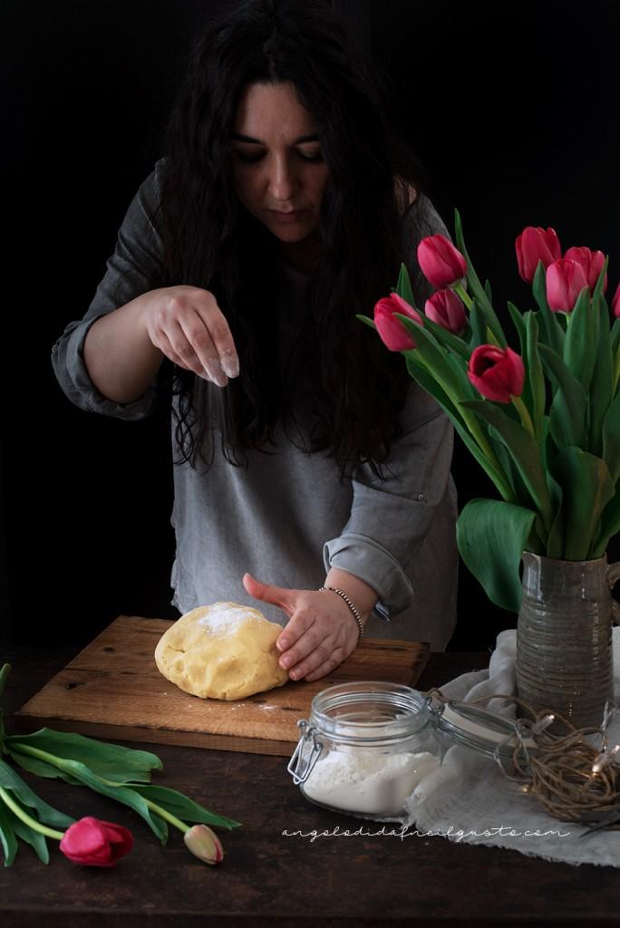La crostata alla ricotta che si credeva una pastiera_3084
