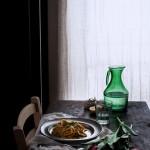 Spaghettoni alla crema di zucca e robiola_3369