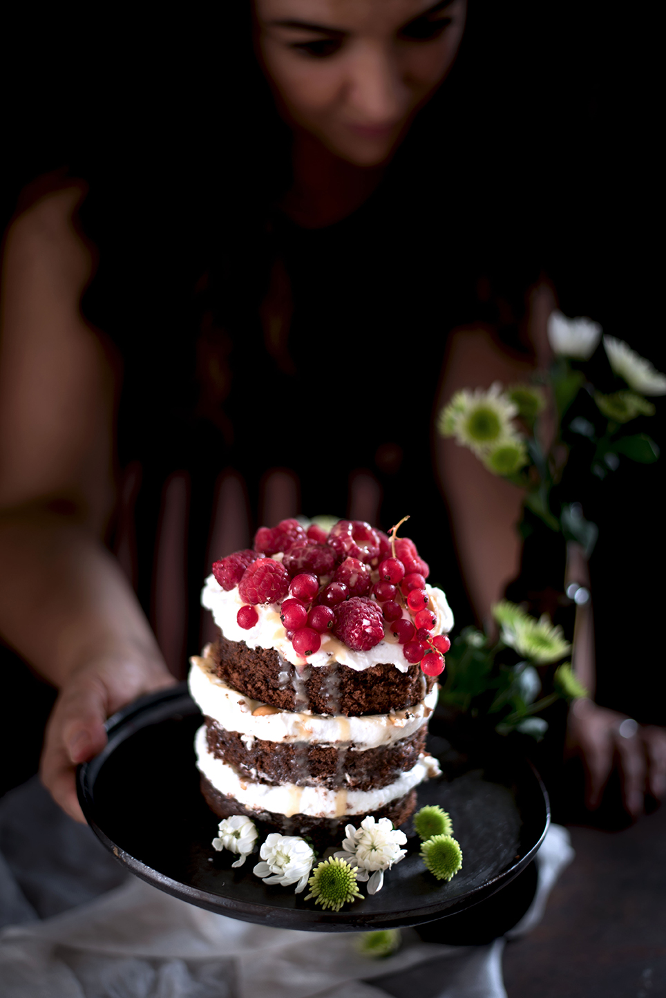 5 anni di Dafne's Corner…e una layer cake al cioccolato e cocco per festeggiare